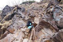赤岳(八ヶ岳)登山 / 赤岳の絶景ポイント 八ヶ岳登山ルートガイド。Japan Alps mountain climbing route guide