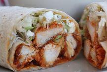 Wraps and Quesadillas!