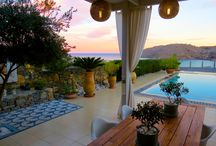 Sunrise at VLK on Rhodes