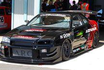 (ADVAN wrapped) Cars/Show-Car/Drift/Race/