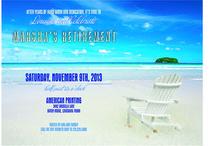 Beach Themed Invitations