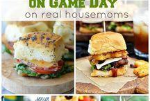 Game Day/Tailgating/Superbowl