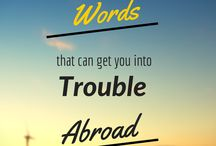 Travel Tips / Useful tips for travelling the world