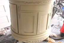 Anne Sloan Chalk Paint  /projects