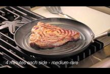 Techniques to Learn & Love / How-to's for in the kitchen. Making a stew, grilling a steak, tackling risotto... find your answers here for how to make the perfect dish.  / by Circulon®