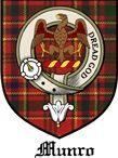Scotland - Munro family heritage
