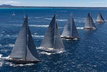 Sailing Regattas - Superyachts / The riggers take on the regattas at rsb-rigging.com
