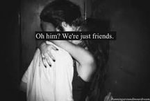just friends...
