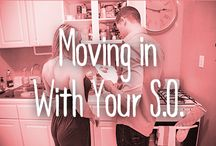 Moving in With Your S.O. / We haz new home together.  / by FYI TV