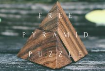 Pyramid Puzzle Promo / Limited Time Offer: Free Pyramid Puzzle on all SiamMandalay Products. Offer Expires 3/12/16. www.siammandalay.com
