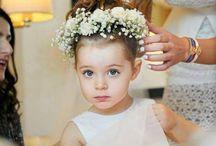 Crowns for flower girls