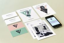 Corporate Identity / by Urvin Arnaud