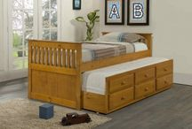 CAPTAIN'S BEDS / Our range of Captain's beds for Kids is ideal for any family looking for quality and style when outfitting a child's bedroom. For either boys or girls, we guarantee you'll find a bed you and your child love.