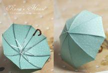 Parapluies - Ombrelles & Cannes / Miniatures (1/12th) - Maison de poupées