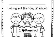preschool first day