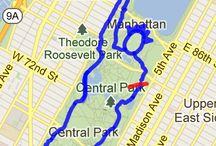 Running Fun Routes / Running your message by using GoogleMaps, Strava or Figurerunning and GPS on your Garmin or Nike runners watch. #funRun #figurerunning #drawrunning