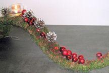 Bloemschikken kerst / Bloemschikken kerst