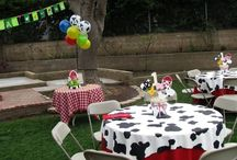 birthday party ideas / by Ashli Pack