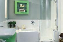 Bathroom / Ideas for our new bath