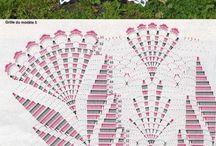 crochet ombrelle