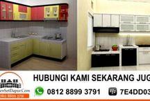 kitchen set bintaro