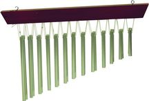 wind chimes etc.