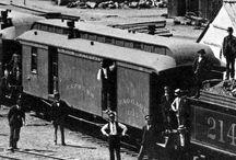 Transportation / Ways to get around in 1880