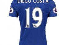 Billige Diego Costa trøje / Køb Diego Costa trøje 2016/17,Billige Diego Costa fodboldtrøjer,Diego Costa hjemmebanetrøje/udebanetrøje/3. trøje udsalg med navn.