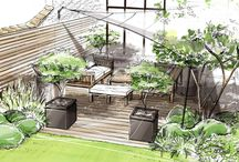jardin mobilier urbain