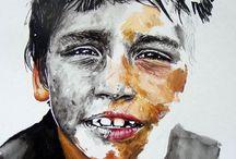 daniel brici / painting