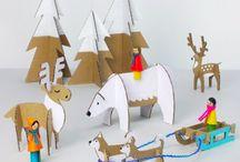 animaux en 3D