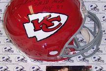 Kansas City Chiefs Memorabilia