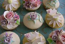 cakes y cookies vintages
