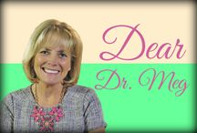 Dear Dr. Meg / Dr Meg Meeker answers and discusses questions asked by parents, husbands and wives! / by Dr. James Dobson