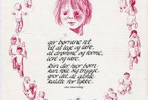 Sitater og dikt