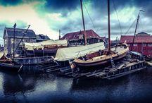 Spakenburg / Mooiste dorp van Nederland