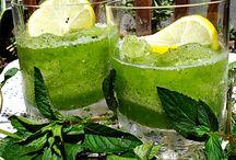Cukormentes limonádé receptek / Egészséges limonádé receptek szűrt vízből cukor nélkül