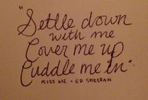 My Fav Songs Quotes.