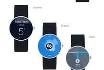 Smartwatch INTERFACE