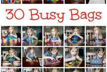 Busy bag ideas to make