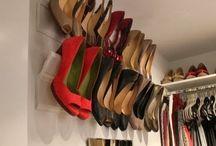 ayakkabı askısı