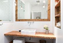 Bathroom/laundry reno