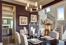 Dining Room Designs / Custom built and designed Dining Rooms that are beautiful for every home style.
