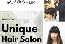 Japanese hair salons | beauty salons / best hair salons in Tokyo, Tokyo top salons, beauty treatments, facial, hair service, professional services, Japanese hospitality, Tokyo beauty salons, Tokyo famous salons