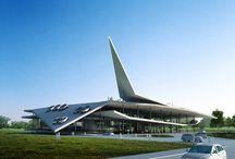Arquitetura Museus