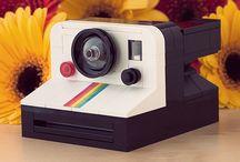 Vintage Camera Lego