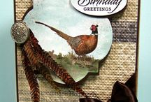 Stampin' Up! - Fine Feathers