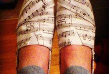 Shoes / by Destany Barrett-Olivarez
