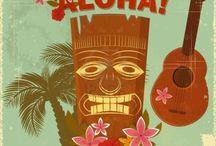 Vintage Hawaii - Tiki Pop