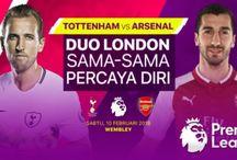 Prediksi Jitu Tottenham Hotspur vs Arsenal Liga Inggris